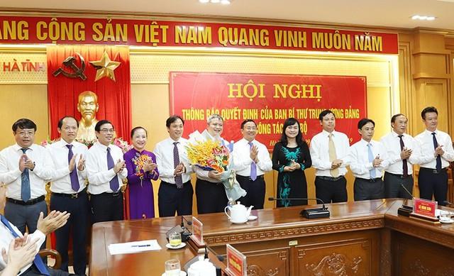 Thủ tướng Chính phủ, Ban Bí thư Trung ương Đảng bổ nhiệm nhân sự 7 cơ quan - Ảnh 5.