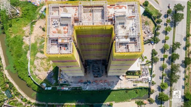 Cận cảnh dự án căn hộ cao cấp tại Phú Mỹ Hưng của Quốc Cường Gia Lai vừa bị buộc ngưng huy động vốn - Ảnh 9.