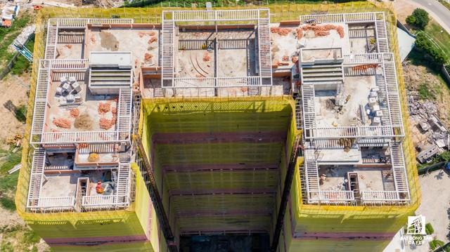Cận cảnh dự án căn hộ cao cấp tại Phú Mỹ Hưng của Quốc Cường Gia Lai vừa bị buộc ngưng huy động vốn - Ảnh 10.