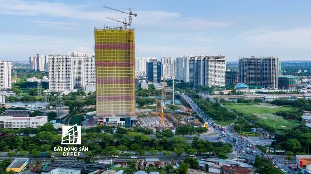 Sắp khởi công dự án hầm chui 3 tầng khu Nam Sài Gòn