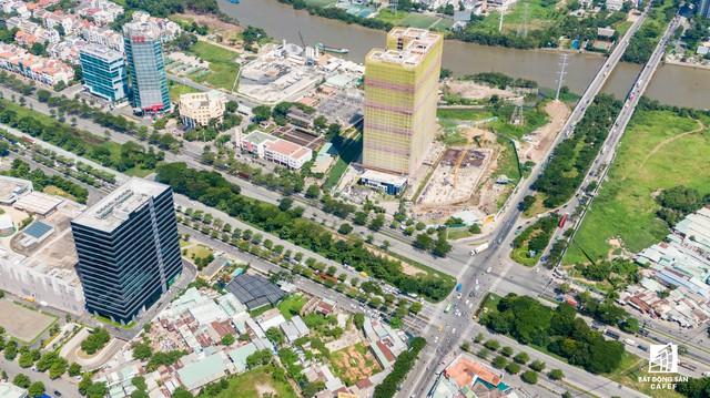 Cận cảnh dự án căn hộ cao cấp tại Phú Mỹ Hưng của Quốc Cường Gia Lai vừa bị buộc ngưng huy động vốn - Ảnh 3.
