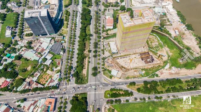 Cận cảnh dự án căn hộ cao cấp tại Phú Mỹ Hưng của Quốc Cường Gia Lai vừa bị buộc ngưng huy động vốn - Ảnh 4.