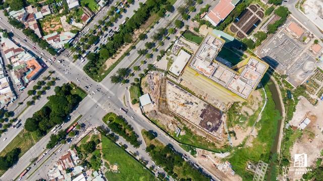 Cận cảnh dự án căn hộ cao cấp tại Phú Mỹ Hưng của Quốc Cường Gia Lai vừa bị buộc ngưng huy động vốn - Ảnh 5.