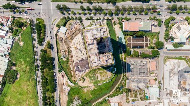 Cận cảnh dự án căn hộ cao cấp tại Phú Mỹ Hưng của Quốc Cường Gia Lai vừa bị buộc ngưng huy động vốn - Ảnh 7.