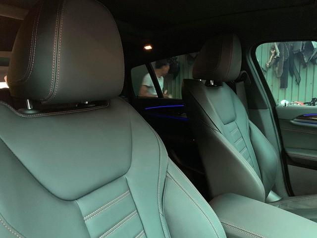 Bất ngờ xuất hiện BMW X4 M40i mạnh nhất, siêu độc tại Việt Nam, giá tính thuế 3,4 tỷ đồng - Ảnh 16.