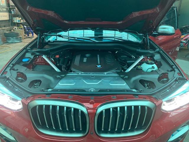 Bất ngờ xuất hiện BMW X4 M40i mạnh nhất, siêu độc tại Việt Nam, giá tính thuế 3,4 tỷ đồng - Ảnh 3.