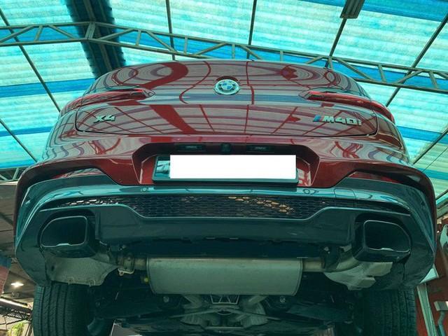 Bất ngờ xuất hiện BMW X4 M40i mạnh nhất, siêu độc tại Việt Nam, giá tính thuế 3,4 tỷ đồng - Ảnh 5.