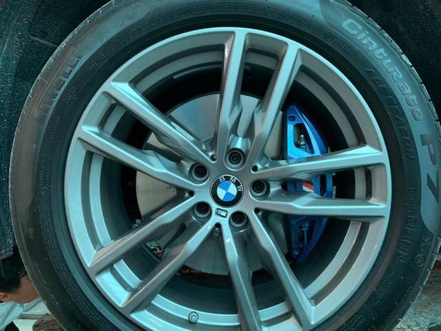 Bất ngờ xuất hiện BMW X4 M40i mạnh nhất, siêu độc tại Việt Nam, giá tính thuế 3,4 tỷ đồng - Ảnh 9.