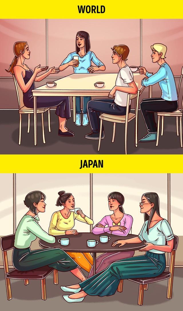 Ngay cả khi du lịch khắp thế giới nhưng bạn chỉ có thể bắt gặp 8 điều này khi đặt chân đến Nhật Bản - Ảnh 2.