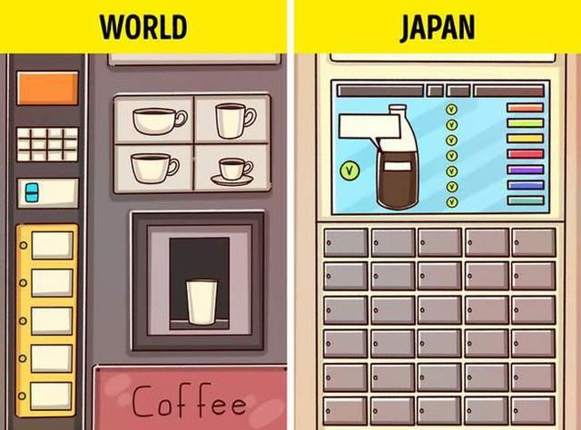 Ngay cả khi du lịch khắp thế giới nhưng bạn chỉ có thể bắt gặp 8 điều này khi đặt chân đến Nhật Bản - Ảnh 6.