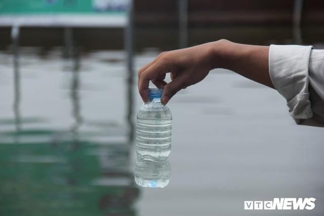 Hồ Tây tiếp tục xả nước ra sông Tô Lịch, chuyên gia Nhật Bản sẽ có biện pháp gì? - Ảnh 5.