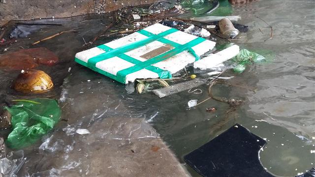 Vịnh Hạ Long: Mỗi ngày vớt 6-7 tấn rác, vớt xong rác lại đầy - Ảnh 6.