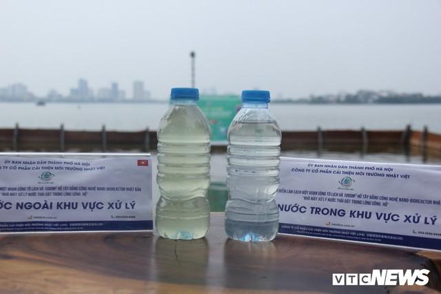Hồ Tây tiếp tục xả nước ra sông Tô Lịch, chuyên gia Nhật Bản sẽ có biện pháp gì? - Ảnh 6.