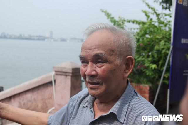 Hồ Tây tiếp tục xả nước ra sông Tô Lịch, chuyên gia Nhật Bản sẽ có biện pháp gì? - Ảnh 8.