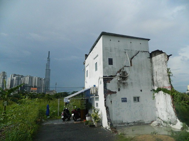 Lộ thêm 10 hộ dân ngoài ranh khu đô thị mới Thủ Thiêm bị giải tỏa - Ảnh 1.