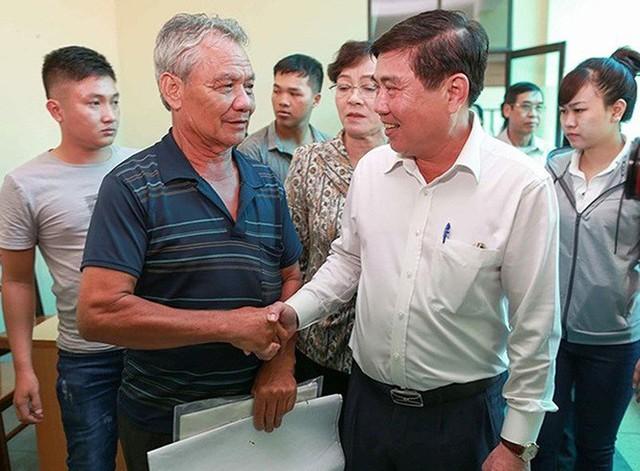 Lộ thêm 10 hộ dân ngoài ranh khu đô thị mới Thủ Thiêm bị giải tỏa - Ảnh 2.