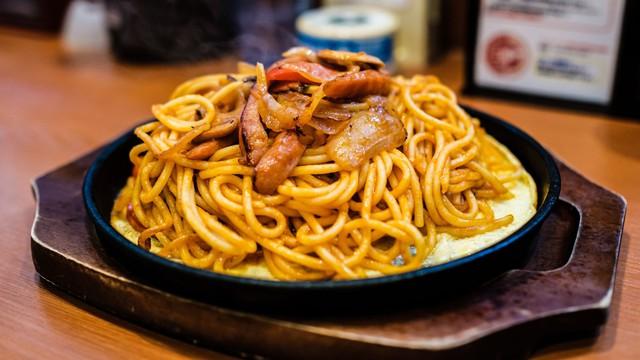 Đi Nhật thì nhất định phải ăn thử mì Ý - nghe tưởng đùa nhưng rất nghiêm túc - Ảnh 1.
