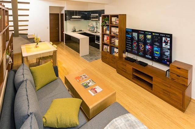 Căn chung cư 2 tầng giá bình dân đẹp mỹ mãn, ai cũng mê - Ảnh 4.