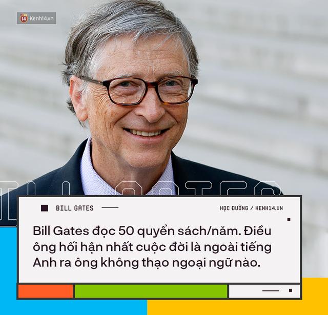 Người trẻ đua nhau bỏ học Đại học để thành tỷ phú như Bill Gates nhưng có 8 sự thật về việc học của ông không phải ai cũng biết - Ảnh 6.