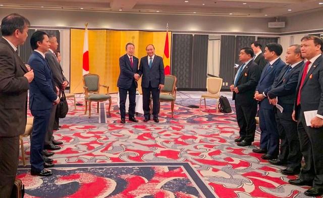 Tập đoàn Maruhan của Nhật muốn tham gia tái cơ cấu ngân hàng Việt Nam - Ảnh 2.