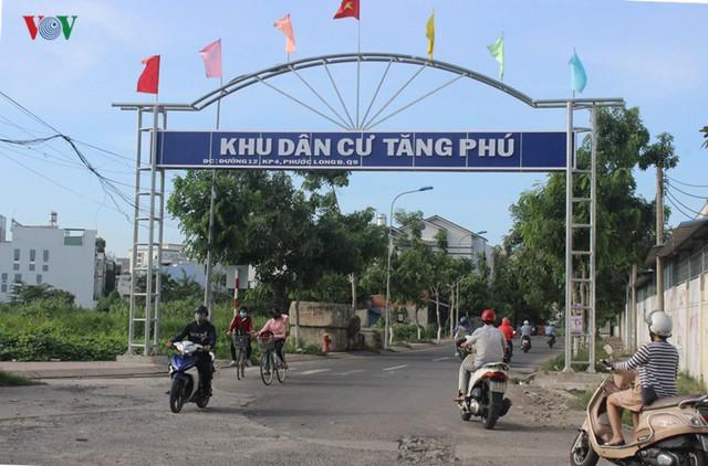 """Cận cảnh dự án nhà ở của Sagri chuyển nhượng cho Phong Phú với """"giá bèo - Ảnh 1."""