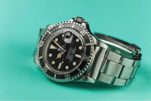 7 lưu ý quý ông cần nhớ khi mua đồng hồ Rolex vintage: Nhiều tiền xài đúng chỗ, xa xỉ hưởng đúng cách  - Ảnh 2.