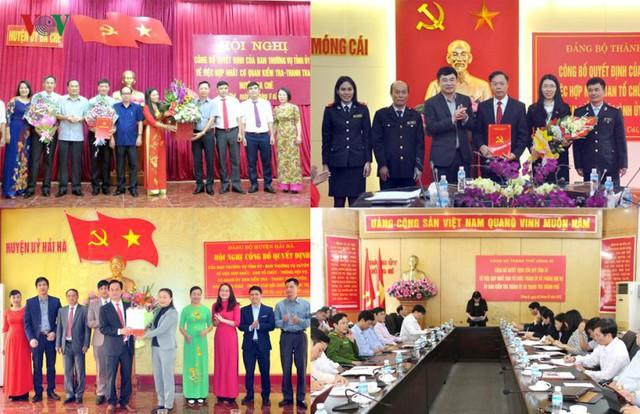 Hợp nhất một số cơ quan Đảng, chính quyền ở Quảng Ninh - Ảnh 1.