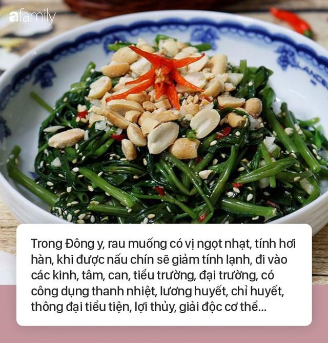 Bỏ ngay 3 thói quen sai lầm này khi ăn rau muống nếu không muốn rước họa vào thân, hại sức khỏe - Ảnh 1.