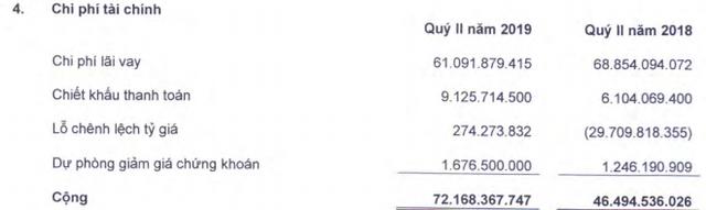 Xi măng Hà Tiên 1 (HT1): 6 tháng lãi 314 tỷ đồng, hoàn thành 43% kế hoạch năm - Ảnh 2.
