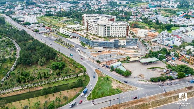 Cận cảnh dự án bệnh viện gần 6.000 tỷ đồng tại TP.HCM sắp đi vào hoạt động vào cuối năm 2019 - Ảnh 3.