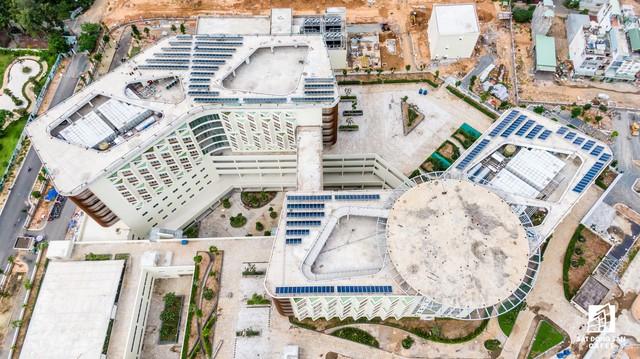 Cận cảnh dự án bệnh viện gần 6.000 tỷ đồng tại TP.HCM sắp đi vào hoạt động vào cuối năm 2019 - Ảnh 12.