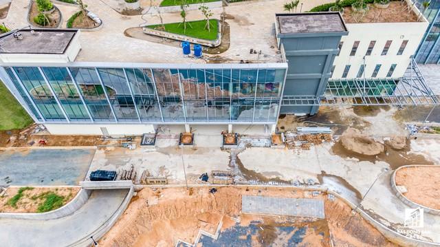 Cận cảnh dự án bệnh viện gần 6.000 tỷ đồng tại TP.HCM sắp đi vào hoạt động vào cuối năm 2019 - Ảnh 15.