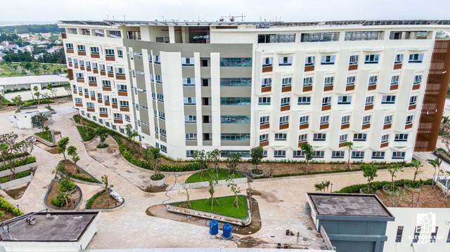 Cận cảnh dự án bệnh viện gần 6.000 tỷ đồng tại TP.HCM sắp đi vào hoạt động vào cuối năm 2019 - Ảnh 16.