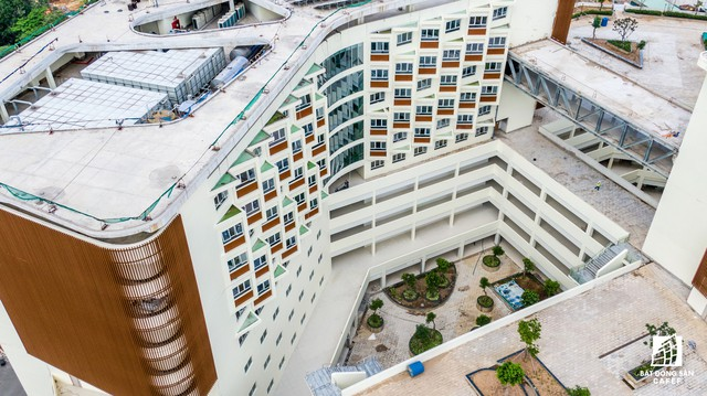 Cận cảnh dự án bệnh viện gần 6.000 tỷ đồng tại TP.HCM sắp đi vào hoạt động vào cuối năm 2019 - Ảnh 18.