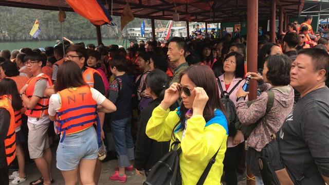 Hàng trăm khách Trung Quốc tố các công ty tour 0 đồng lừa đảo - Ảnh 2.