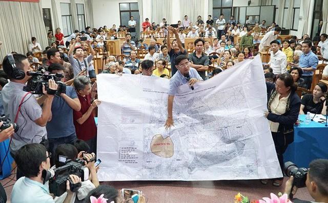 Hơn 3.600 hộ dân Thủ Thiêm nộp đơn khiếu nại