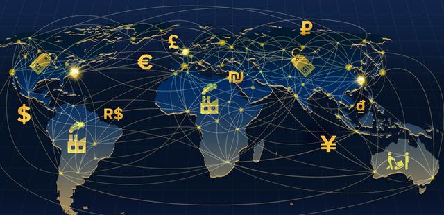 Từ cuộc hội tụ vĩ đại đến sự lụi tàn dần dần: Chuỗi cung ứng toàn cầu sẽ bị đập tan? - Ảnh 1.