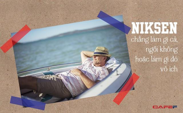 Niksen - lối sống nghe vô lý nhưng lại đang làm mưa làm gió tại Hà Lan: Khi hạnh phúc là không làm gì cả! - Ảnh 1.
