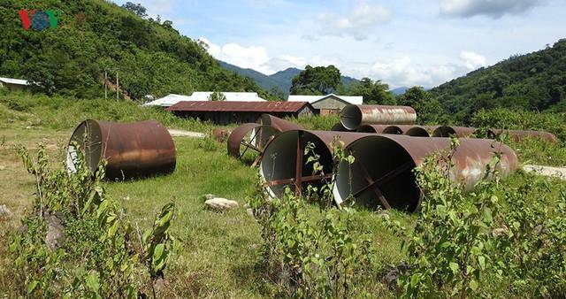 """Hàng loạt thủy điện """"chết lâm sàng"""" ở huyện nghèo Đăk Glei, Kon Tum - Ảnh 4."""