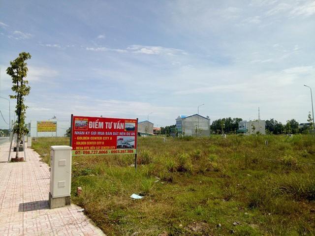 Vụ 'xẻ 7.000 m2 đất công phân lô bán nền: Ngưng mọi hoạt động giao dịch - Ảnh 7.