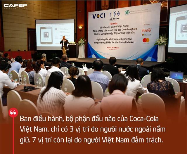 """Doanh nghiệp Mỹ """"ôm"""" giấc mơ địa phương hóa trăm–phần-trăm tại Việt Nam - Ảnh 5."""