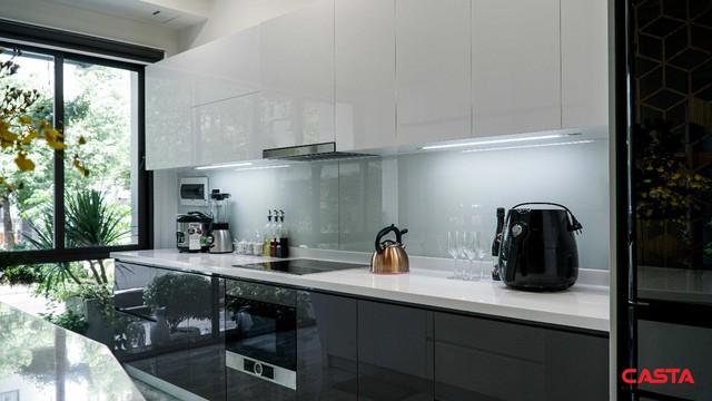 Casta Premium Lacquer sự lựa chọn tinh tế cho tủ bếp nhà bạn - Ảnh 1.