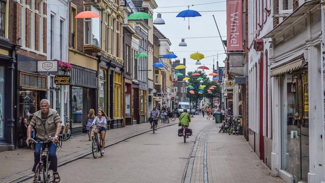 Hà Lan đã làm gì để xoa dịu sự khó chịu của người dân khi không được lái ô tô vào nội đô? - Ảnh 1.