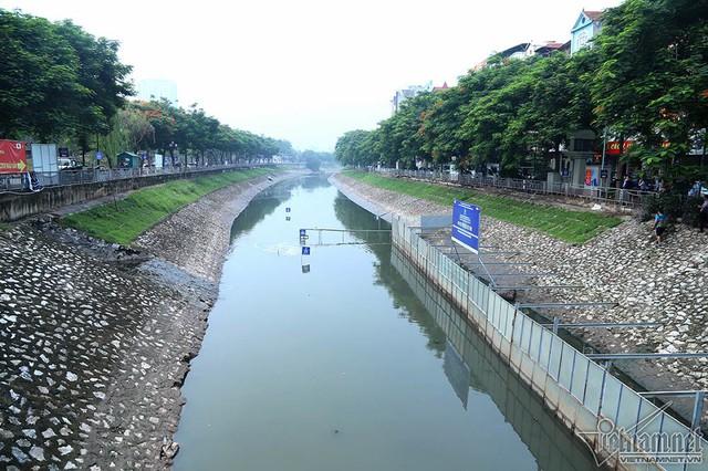 Xả triệu khối nước vào sông Tô Lịch, ở Nhật phải báo trước 3-5 ngày - Ảnh 2.