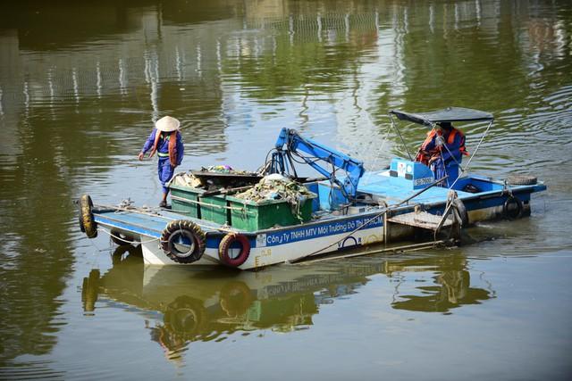 Từng đen thối như sông Tô Lịch, kênh Nhiêu Lộc khét tiếng giờ ra sao? - Ảnh 12.