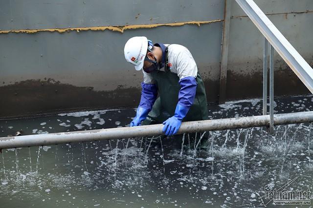 Xả triệu khối nước vào sông Tô Lịch, ở Nhật phải báo trước 3-5 ngày - Ảnh 4.