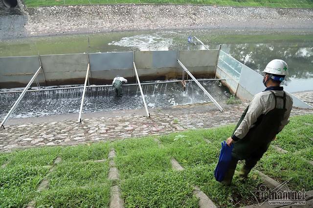 Xả triệu khối nước vào sông Tô Lịch, ở Nhật phải báo trước 3-5 ngày - Ảnh 5.