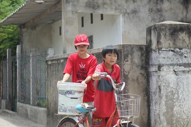 Bình Định đưa xe chữa cháy tiếp nước sinh hoạt cho người dân - Ảnh 8.
