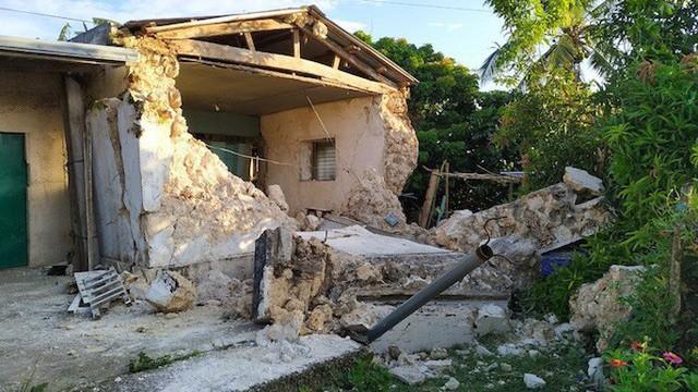 Động đất kép ở Philippines, 68 người thương vong - Ảnh 1.