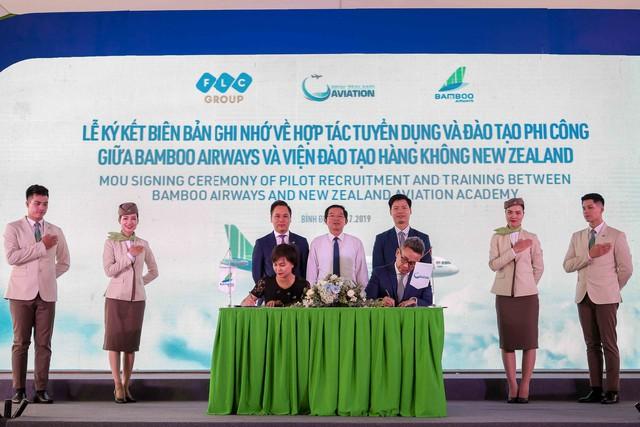 Chính thức khởi công xây dựng Viện đào tạo Hàng không Bamboo Airways  - Ảnh 3.